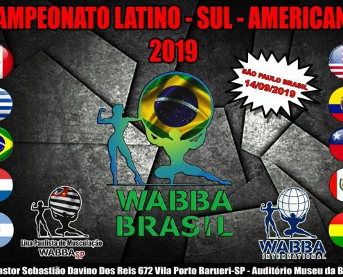 Latino Americano 2019