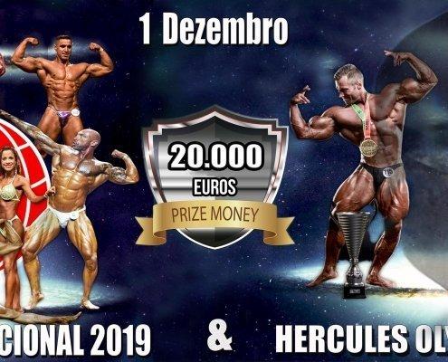 Hercules Olympia Portugal 2019