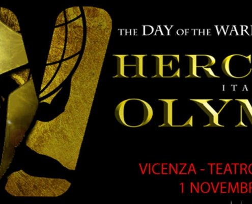 Hercules Olympia Italy 2019