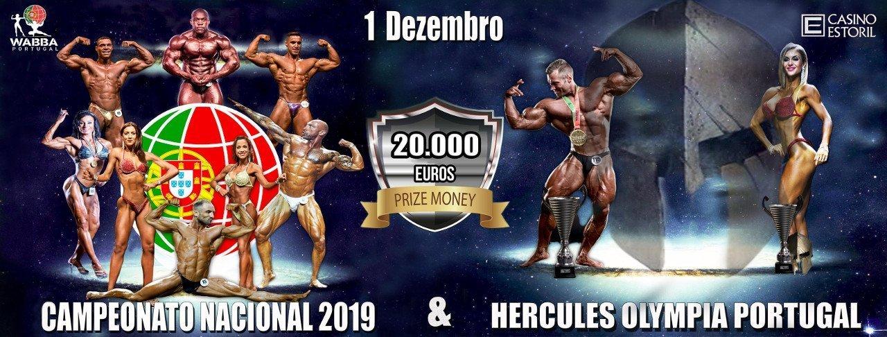 Banner Hercules Portugal 2019