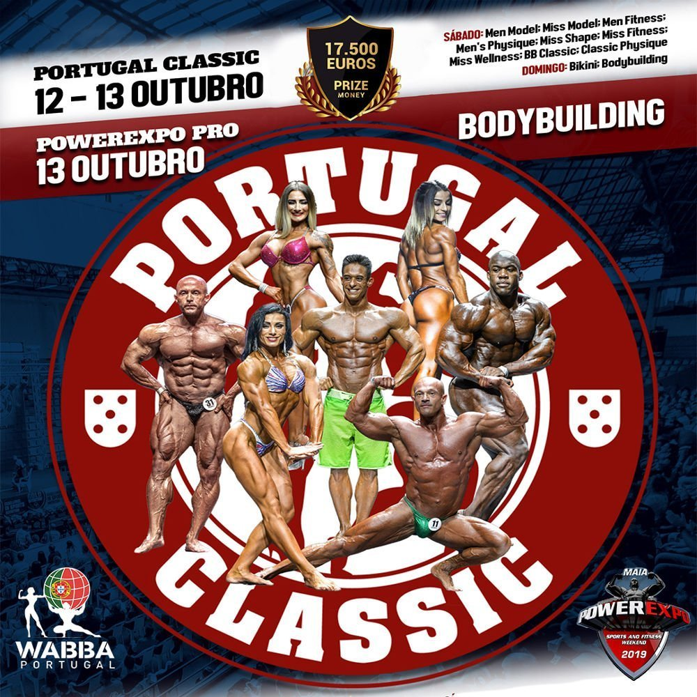Portugal Classic 2019 - Maia (PORTUGAL), 12th-13th October