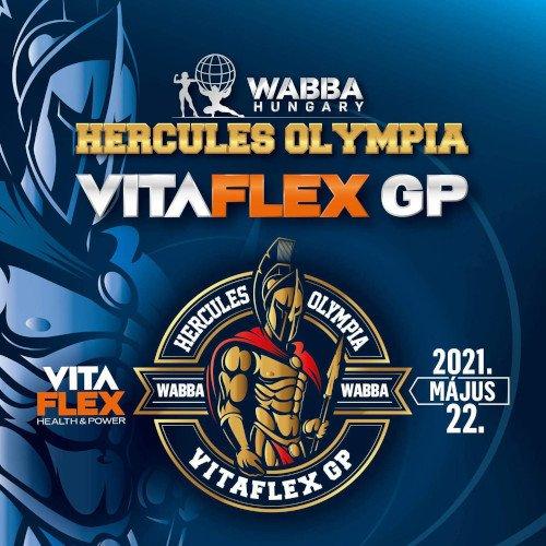 Poster Hercules Olympia Hungary - 22 May 2021