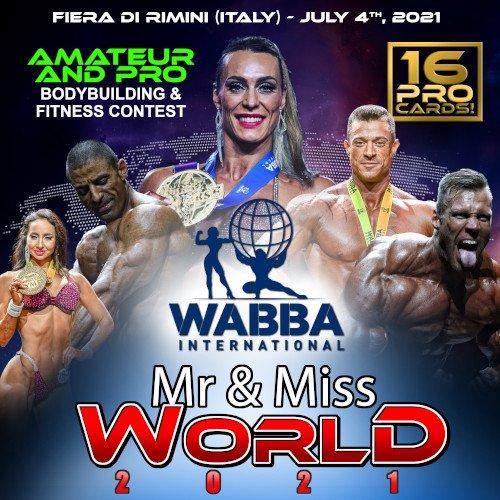 World Championship 2021 poster