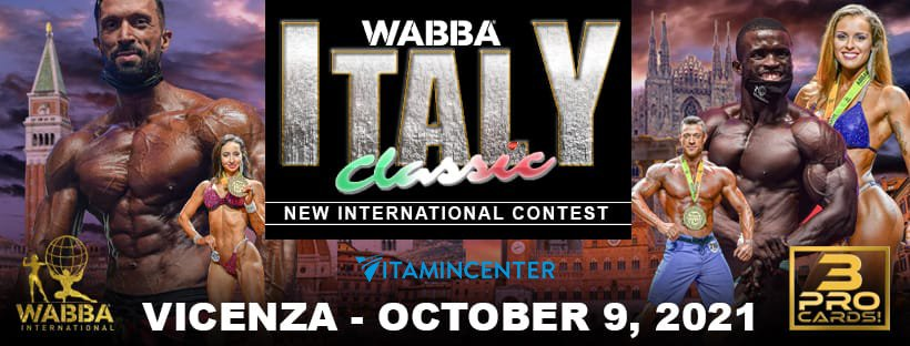 Banner wabba italy classic 2021