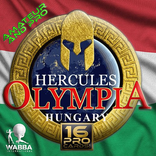 Locandina hercules hungary fall 2021